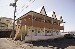 パシフィックハイツB、C[1階]の外観