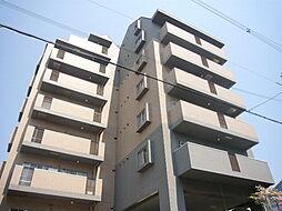 エステート小松[3階]の外観