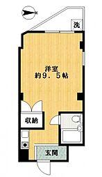 第7モロビル[3階]の間取り