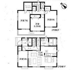 北松戸駅 2,880万円