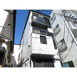 東新小岩パールハイツ[1階]の外観