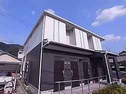 大阪府大東市北条6丁目の賃貸アパートの外観