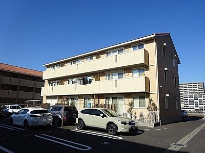外観,1LDK,面積40.35m2,賃料7.3万円,つくばエクスプレス 研究学園駅 徒歩6分,,茨城県つくば市学園南