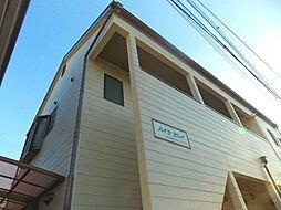 埼玉県川口市芝4の賃貸アパートの外観