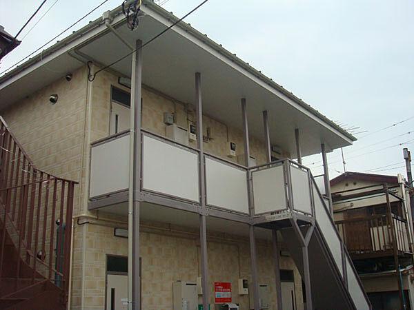ベルデけやき[1階]の外観