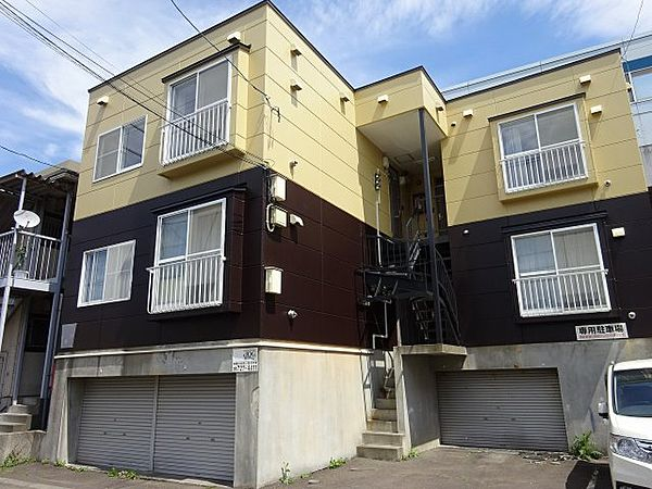 Mステーション新川 3階の賃貸【北海道 / 札幌市北区】