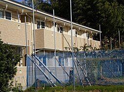 プリムローズ谷川B[1階]の外観