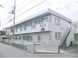 神奈川県相模原市中央区宮下本町2丁目の賃貸マンションの外観
