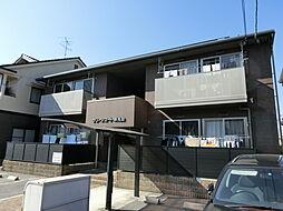 広島県広島市南区向洋新町3丁目の賃貸アパートの外観