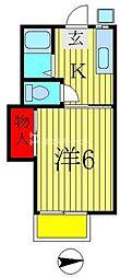 蘇我駅 1.8万円
