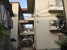 坂上マンション[3階]の外観