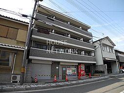 京都府京都市北区紫竹上竹殿町の賃貸マンションの外観