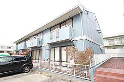 愛知県名古屋市天白区原5の賃貸アパートの外観