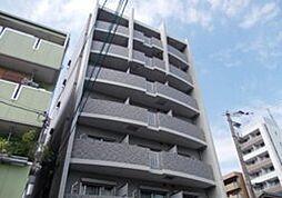 パークサイド法円坂[1階]の外観