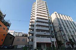 大阪府大阪市西区南堀江3丁目の賃貸マンションの外観