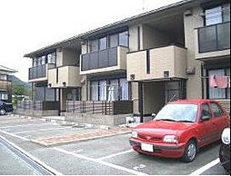 兵庫県神崎郡福崎町福田の賃貸アパートの外観