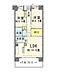 バルコニーは東向きです!大きな収納付きの2LDKです!間取と現況が異なる場合は現況優先といたします。,2LDK,面積62.67m2,価格3,480万円,JR京浜東北・根岸線 川口駅 徒歩13分,JR京浜東北・根岸線 西川口駅 徒歩13分,埼玉県川口市仲町14-1