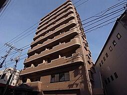 広島県広島市東区二葉の里1丁目の賃貸マンションの外観