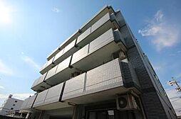 愛知県名古屋市中川区大山町の賃貸マンションの外観