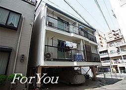 兵庫県神戸市灘区倉石通4丁目の賃貸マンションの外観