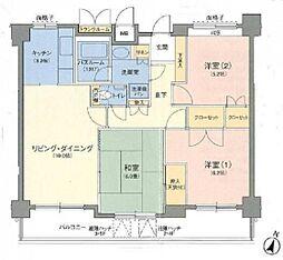 メゾンY古江[1階]の間取り