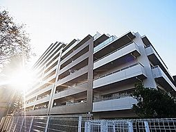 千葉県柏市豊住3丁目の賃貸マンションの外観