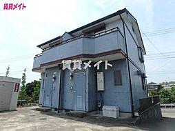 [テラスハウス] 三重県松阪市光町 の賃貸【/】の外観