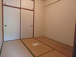 メゾンプランシェールの和室