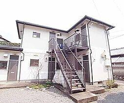 京都府京都市左京区岩倉長谷町の賃貸マンションの外観