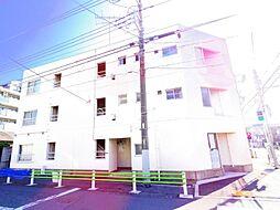 ヒルママンション[2階]の外観