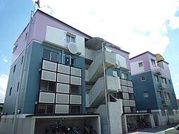 ステーション小谷N・S棟[1階]の外観