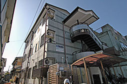 奈良県奈良市西包永町の賃貸マンションの外観
