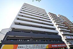 KDXレジデンス難波南[10階]の外観