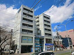 北海道札幌市東区北十六条東15丁目の賃貸マンションの外観