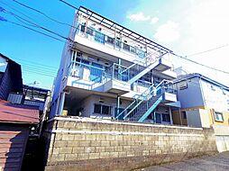 東京都西東京市南町3丁目の賃貸マンションの外観