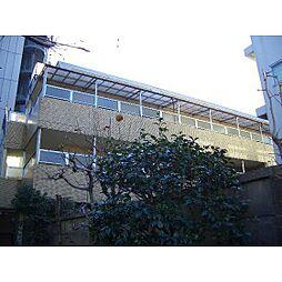 東京都世田谷区上馬4丁目の賃貸マンションの外観