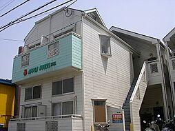 アップルハウス井堀B棟[203号室]の外観