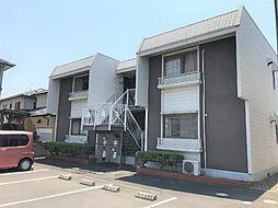 パレーシャル笹沖[2階]の外観