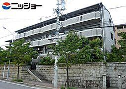 ビューハイツマルヤマ[1階]の外観