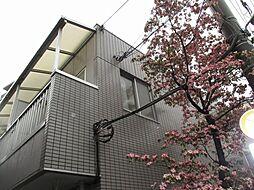 東京都世田谷区瀬田4丁目の賃貸マンションの外観