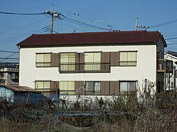原島ハイツA[101号室]の外観