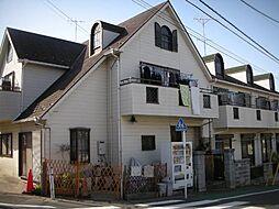 神奈川県川崎市宮前区馬絹3丁目の賃貸アパートの外観