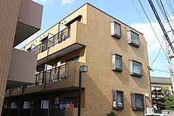 千葉県市川市田尻2丁目の賃貸マンションの外観