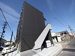 愛知県名古屋市守山区西川原町の賃貸アパートの外観