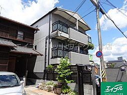 滋賀県大津市丸の内町の賃貸マンションの外観