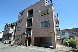ハピネス武庫之荘西[4階]の外観