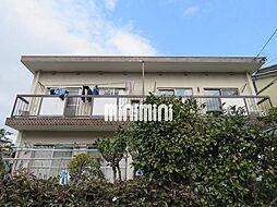 向井マンション[1階]の外観