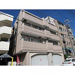 コンフォート田中[2階]の外観