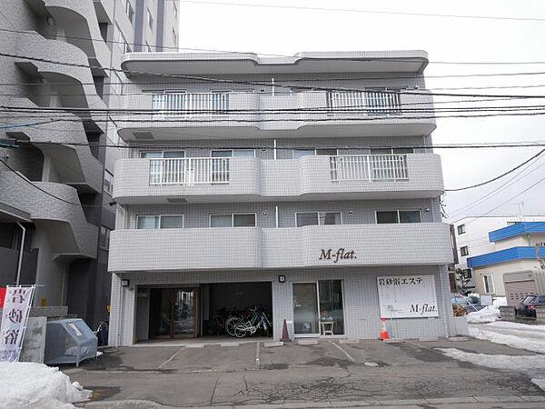 パルティール23 1階の賃貸【北海道 / 札幌市北区】
