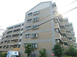 大阪府摂津市千里丘4丁目の賃貸マンションの外観
